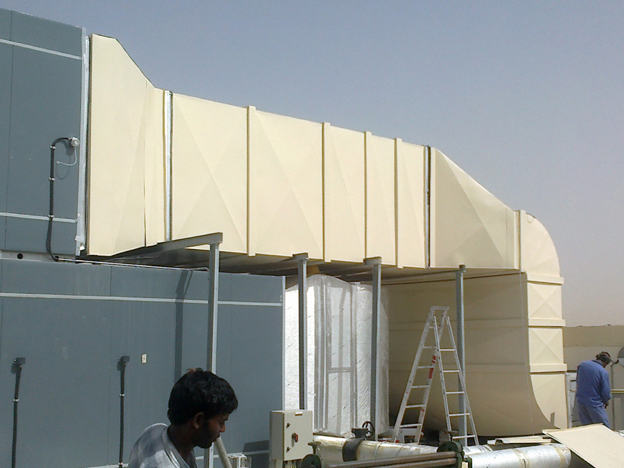 Projects Islampor Air Conditions Installation L L C  Dubai