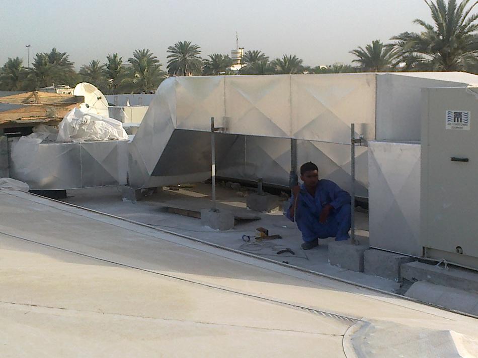 Projects Islampor Air Conditions Installation L L C  Dubai, U A E